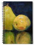 Pearfect Spiral Notebook