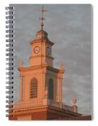 Pearl Evening Spiral Notebook