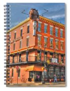 Pearl Street Brewery Spiral Notebook
