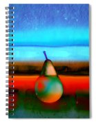 Pears On Ice 01 Spiral Notebook