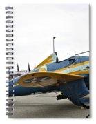 Peashooter Spiral Notebook