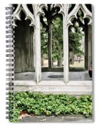 Peek-a-boo At Valley Forge Spiral Notebook