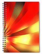 Pele Spiral Notebook