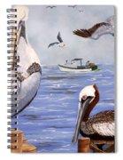 Pelican Bay Spiral Notebook