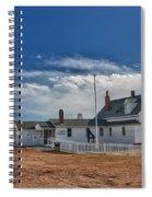 Pemaquid Point Lighthouse 4800 Spiral Notebook
