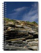Pemaquid Point Lighthouse Spiral Notebook