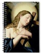 Penitent Magdalene Spiral Notebook