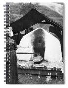Pennsylvania: Bakery, 1905 Spiral Notebook