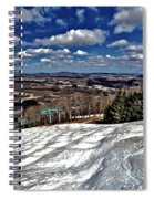 Pennsylvania Bumps Spiral Notebook