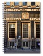 Pennsylvania Railroad Suburban Station Spiral Notebook