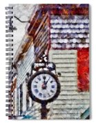 Penny Lane Spiral Notebook