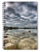 Penyfan Pond 3 Spiral Notebook
