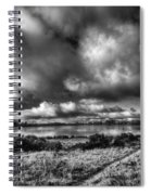 Penyfan Pond Mono Spiral Notebook