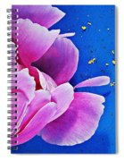 Peony Dust Spiral Notebook
