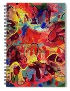 Perennial Spiral Notebook