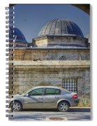 Perfect Placement Spiral Notebook