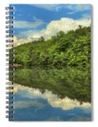 Perfect Reflections Spiral Notebook