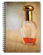 Perfume Bottle I Spiral Notebook