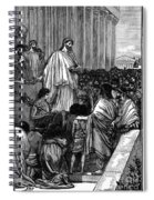 Pericles (c495-429 B.c.) Spiral Notebook