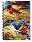 Permanent Waves Spiral Notebook