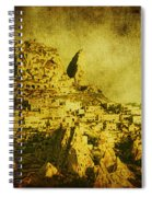 Persian Empire Spiral Notebook