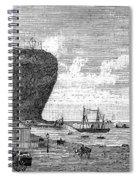 Peru: Arica, 1880 Spiral Notebook