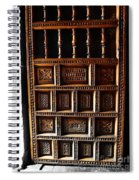 Peruvian Door Decor 18 Spiral Notebook