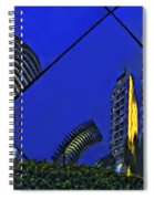 Peruvian Nights Spiral Notebook