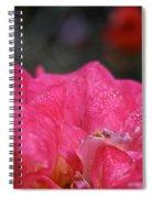 Petal Bling Spiral Notebook