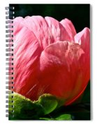 Petals Up Spiral Notebook