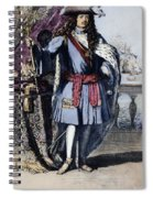 Peter The Great Spiral Notebook