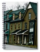 Peter's Village Spiral Notebook