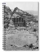 Petra, Jordan Spiral Notebook