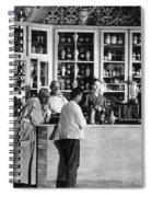 Pharmacy C. 1900 Spiral Notebook