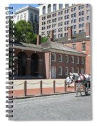 Philadelphia 01 Spiral Notebook