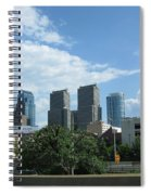 Philadelphia 02 Spiral Notebook