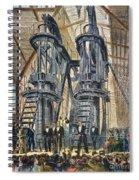 Philadelphia Expo: Engine Spiral Notebook