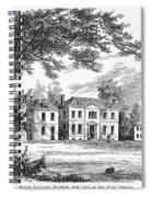 Philadelphia: Mansion Spiral Notebook