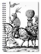 Philip II & Richard I Spiral Notebook