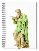 Philippos Of Acarnania, Physician Spiral Notebook