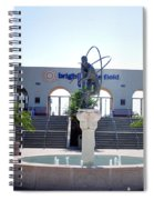 Phillies - Brighthouse Field Clearwater Spiral Notebook
