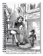 Phineas Taylor Barnum Spiral Notebook