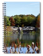 Photo Watercolour Lincoln Woods Ri Spiral Notebook