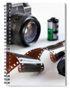 Photography Gear Spiral Notebook