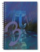 Pi Spiral Notebook