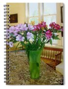 Piano Arrangement Spiral Notebook