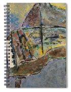 Piano Study 3 Spiral Notebook