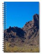 Picacho Peak - Arizona Spiral Notebook