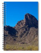 Picacho Peak - Arizona Spiral Notebook