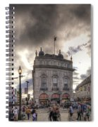Piccadilly Panorama Spiral Notebook
